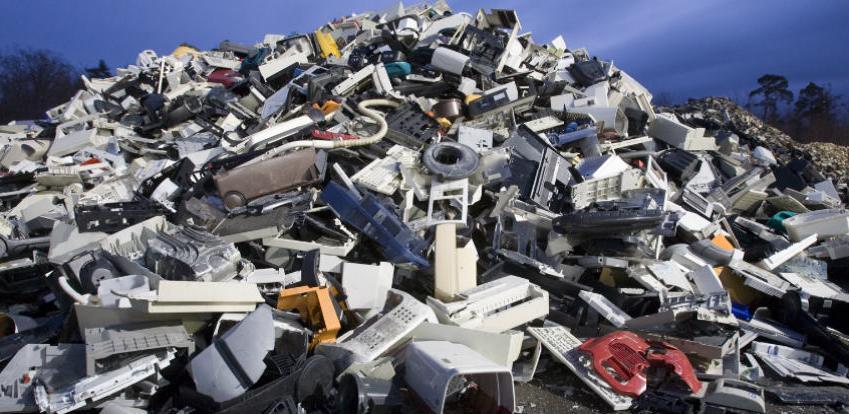 Recikliranje otpada elektroničke opreme