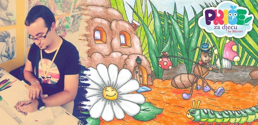 Upoznajte Bojana Nikolića, ilustratora