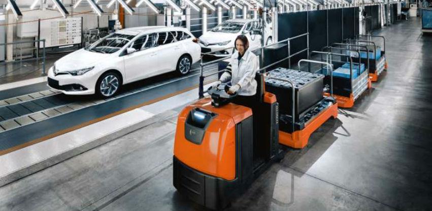 Vučna vozila za poboljšanje sigurnosti i učinkovitost u transportu