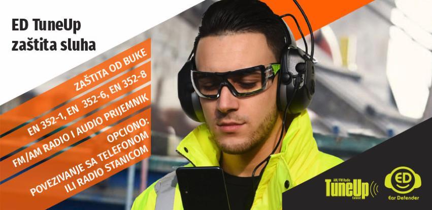 ED TuneUp EAR defender idealan za precizan prenos informacija