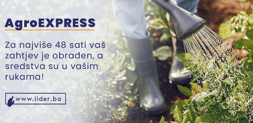 AgroEXPRESS - najbrži put do gotovine za poljoprivrednike!