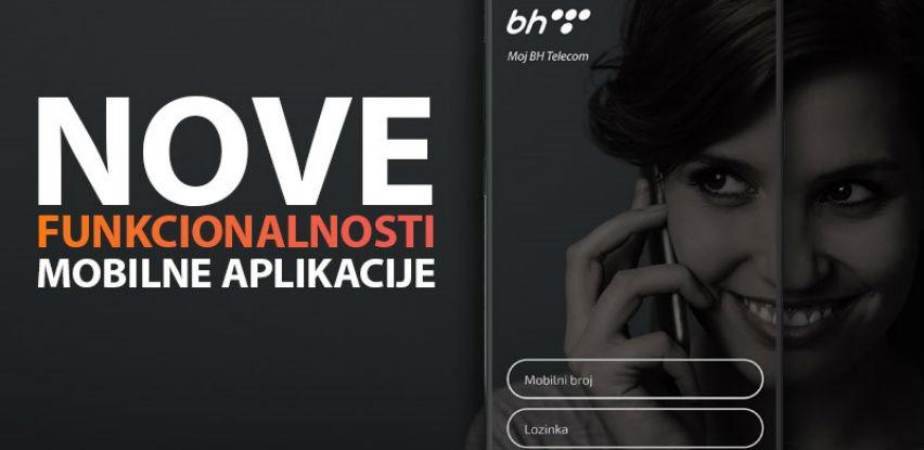 Novi update mobilne aplikacije BH Telecoma donosi lakoću pregleda i aktivacije