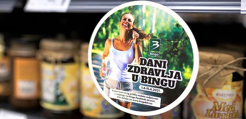 """""""Dani zdravlja u Bingu"""" – aktivnost u znaku zdrave ishrane i vrijednih poklona"""