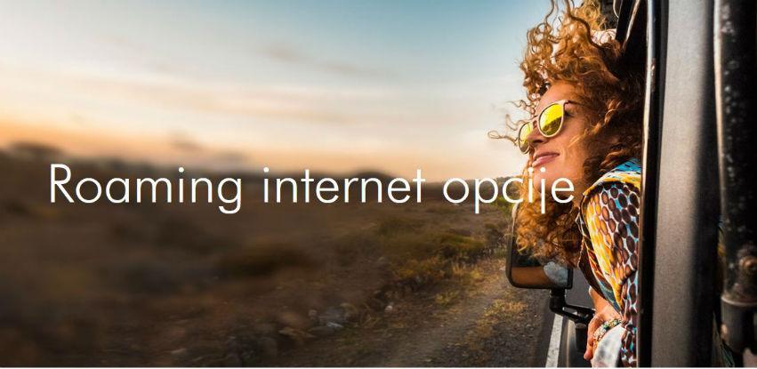 Odaberite jednu od Roaming Internet opcija i bezbrižno surfajte u inozemstvu