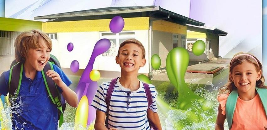 Baumit Sarajevo donirao materijal za obnovu vrtića Radost u Hrasnici