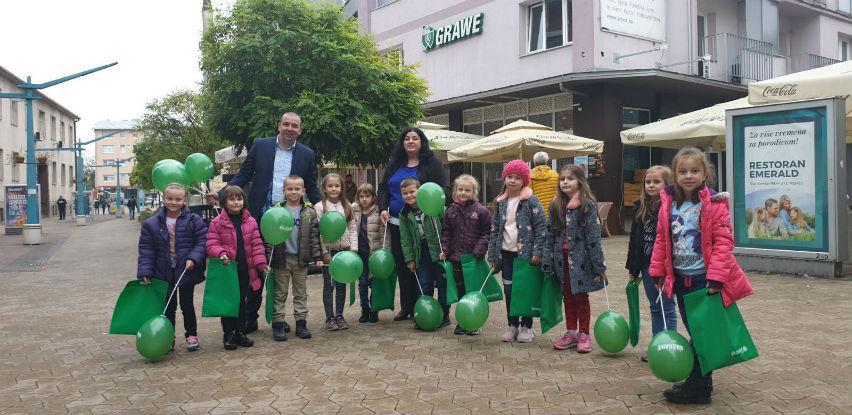 Svjetski dan štednje u GRAWE poslovnicama širom BiH (Foto)