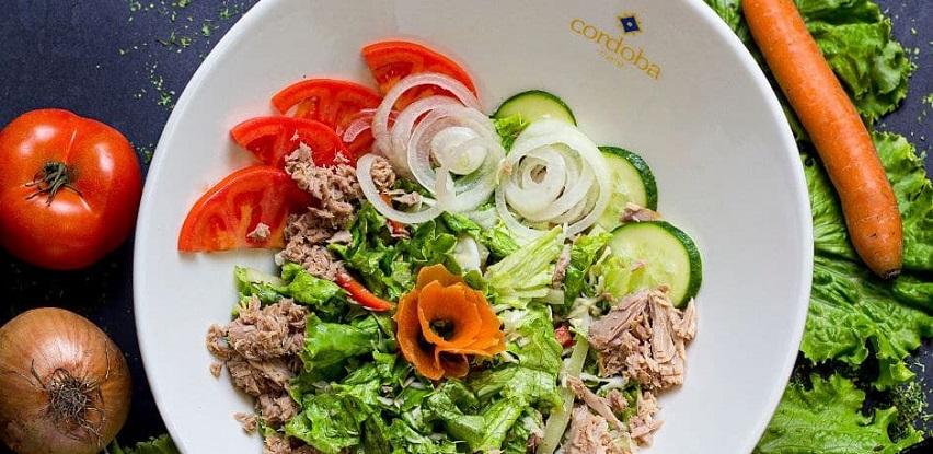 Ako ste za zdrav i lagan ručak salata Tonno će Vas sigurno oduševiti!