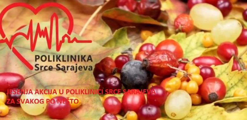 Jesenja akcija paketa pregleda u Poliklinici Srce Sarajeva