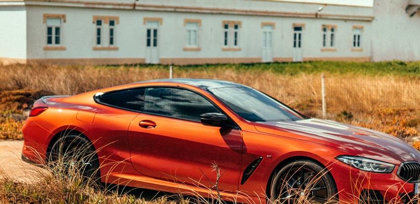 Beskompromisna snaga, jednostavno savršen gospodin BMW THE 8 Coupe (FOTO)