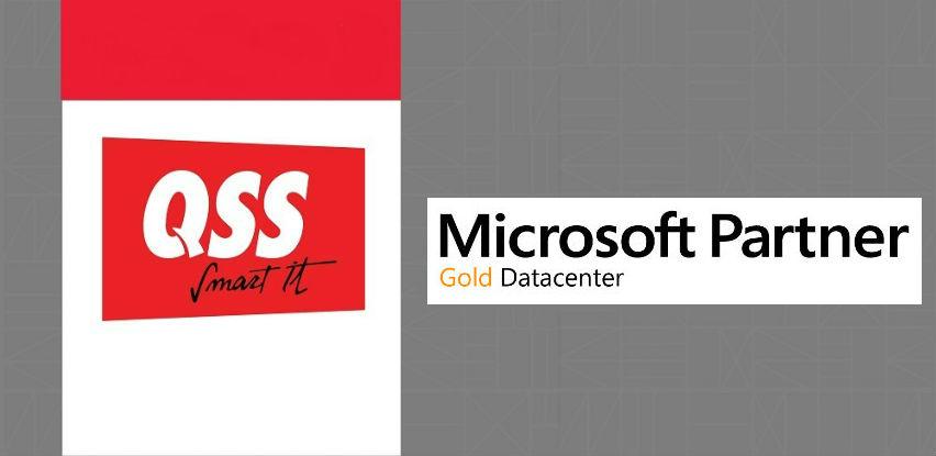 QSS postao Microsoft Gold partner u području Datacenter