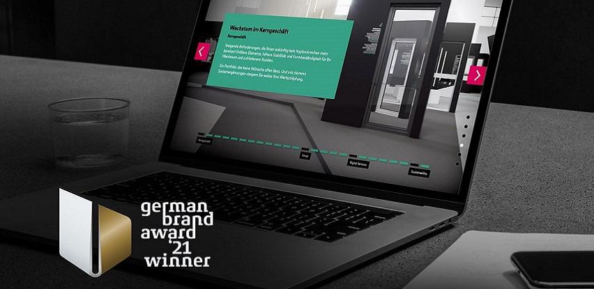"""REHAU Window Solutions jedan je od osvajača nagrade """"German Brand Award 2021"""""""