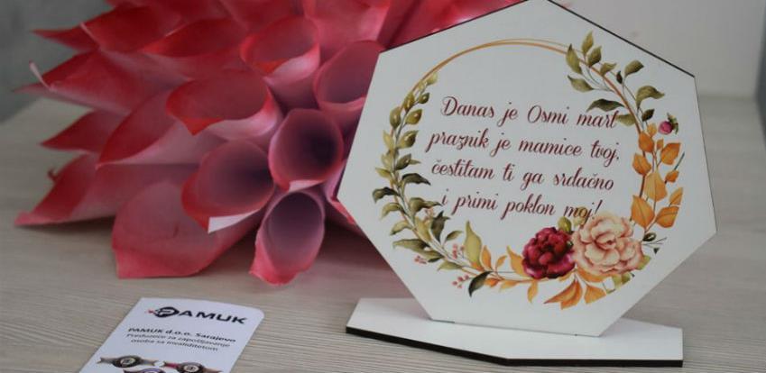 Jedinstvena ponuda poklona za Dan žena