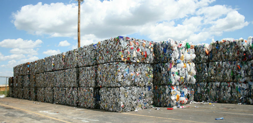 Oporaba otpadne plastike Cremico programom firme GRIZELJ