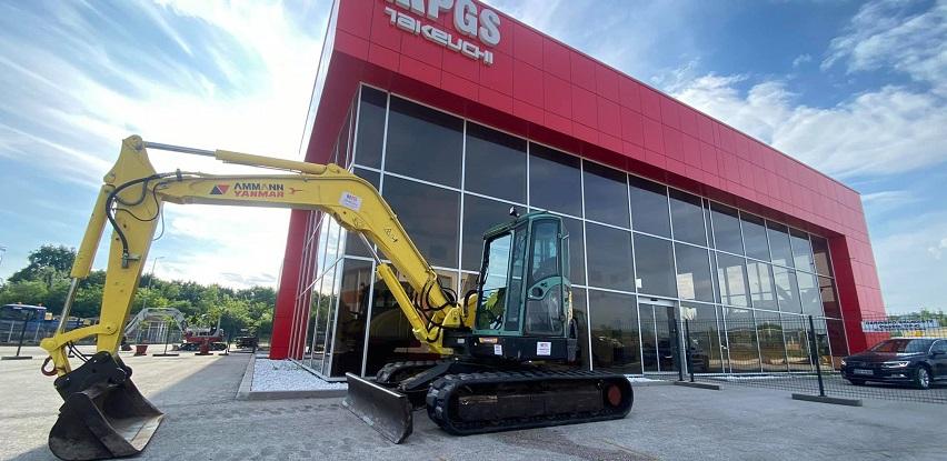 Velika ponuda polovnih strojeva u PSC I PGS Jelah