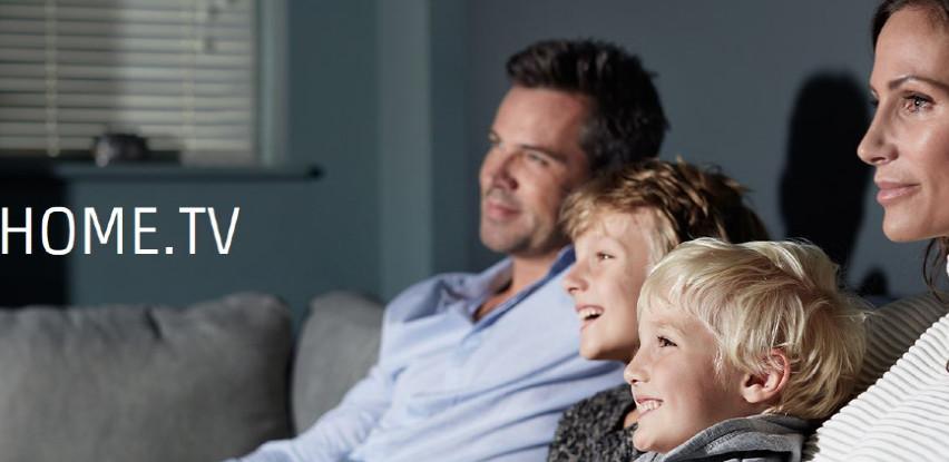 HOME.TV vam nudi raznovrstan izbor kanala i mnoštvo interaktivnih usluga