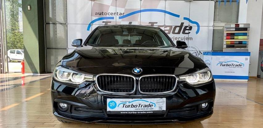 Akcijska cijena u Turbo trade-u za BMW 316D