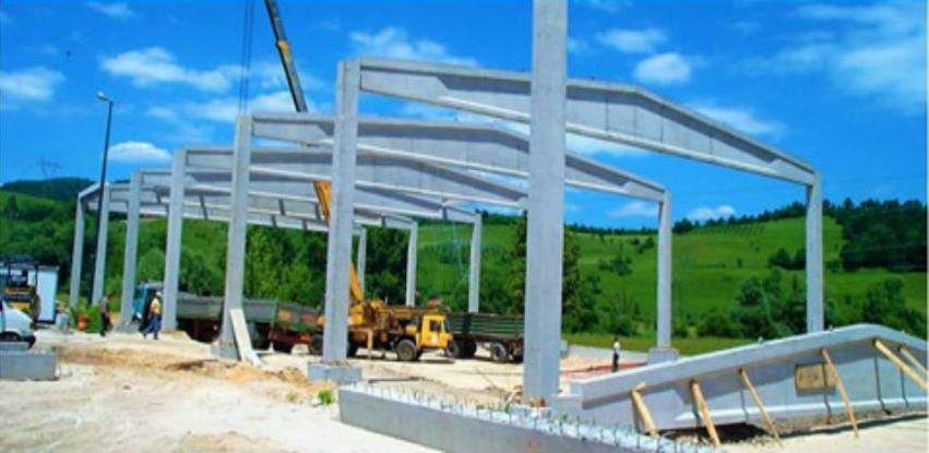 Proširite kapacitete uz pomoć visokokvalitetne betonske montažne hale