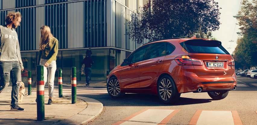 BMW 225xe iPerformance Active Tourer ubrzava vaš svakodnevni život