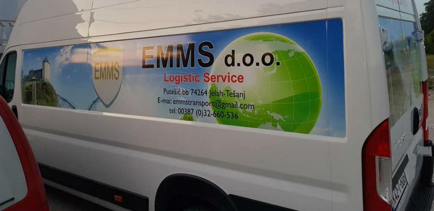 EMMS d.o.o. - Transport robe u domaćem i međunarodnom saobraćaju