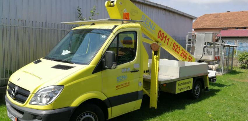 Prodaja korištenih specijalnih i teretnih vozila i mašina