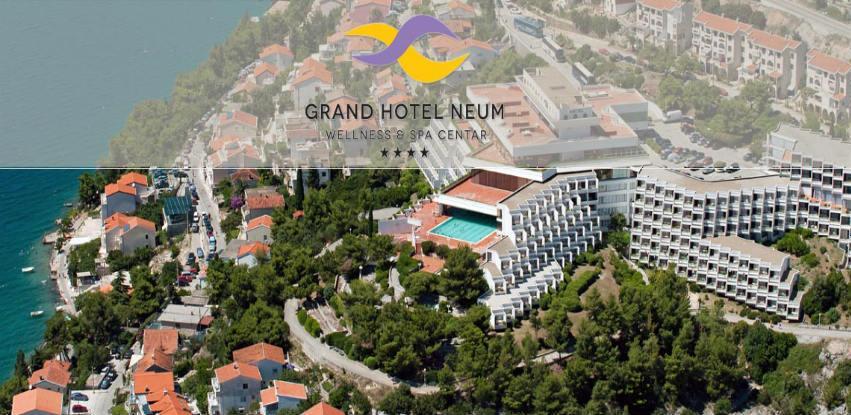 Grand Hotel Neum pruža ugodan odmor i boravak tijekom cijele godine