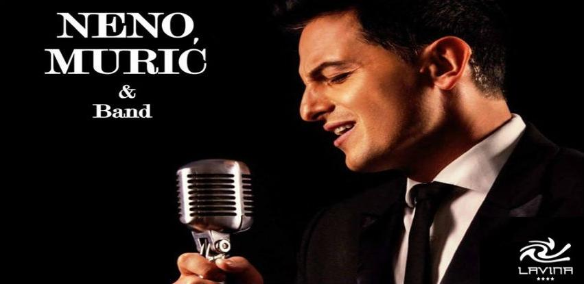 Neno Murić & Band u noćnom klubu hotela Lavina