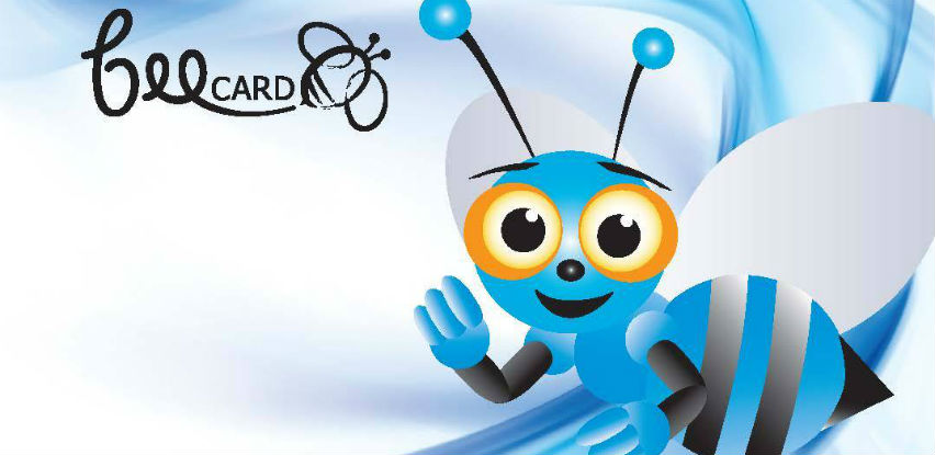Zatražite vašu Bee karticu i kupujte povoljnije