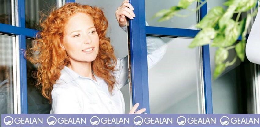 GEALAN prozori u boji zadovoljavaju najstrožije tehničke i funkcionalne zahtjeve