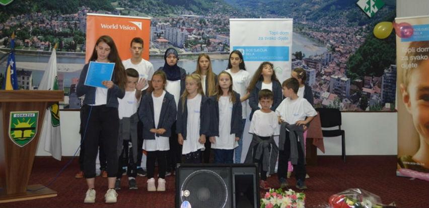 U Goraždu se susrela djeca bez roditeljskog staranja FBiH