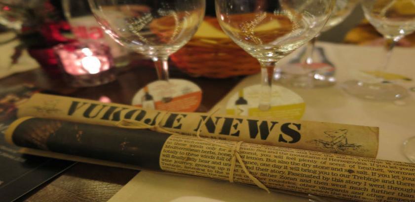 Podrumi Vukoje 1982 održali humanitarnu večeru za centar EDUS