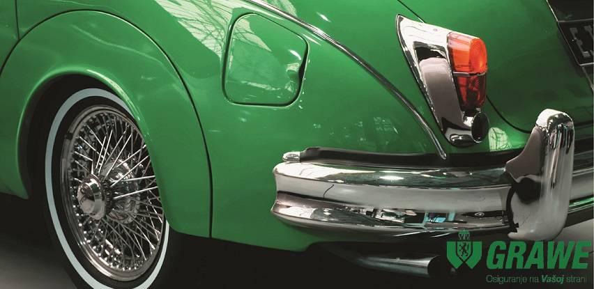 Uvijek biraj najbolje za sebe - biraj GRAWE Auto!