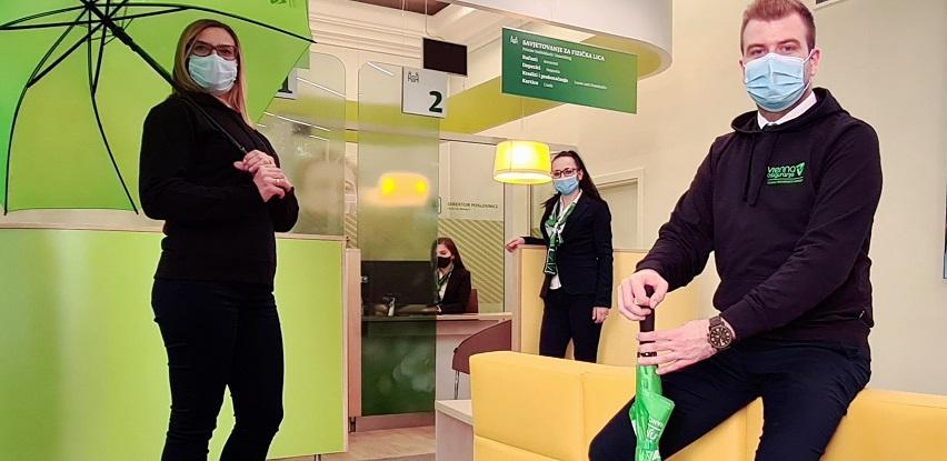 Akcija životnog osiguranja Sberbank BH i Vienna osiguranja