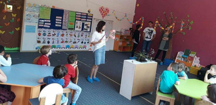 """INZ obilježava """"Svjetski dan oralnog zdravlja"""" u vrtićima na području ZDK"""