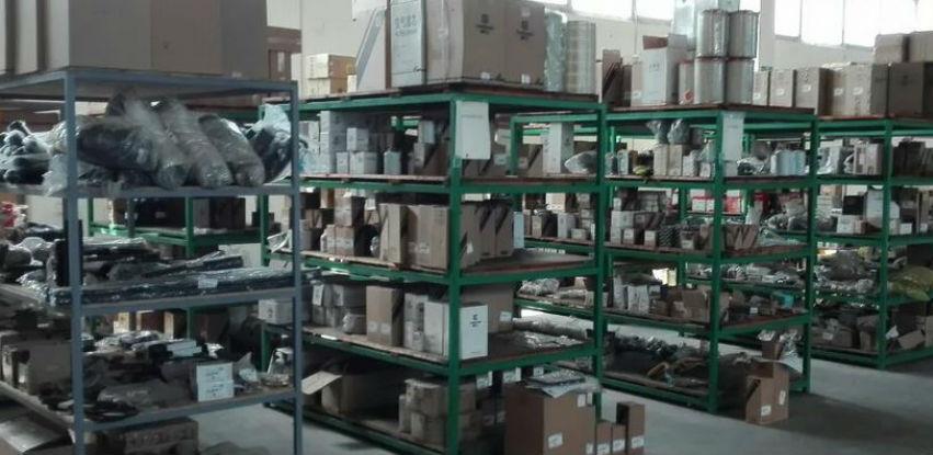 TEIMC: Rezervni dijelovi za drobilična postrojenja