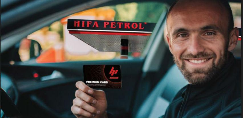 Hifa Petrol Premium Card