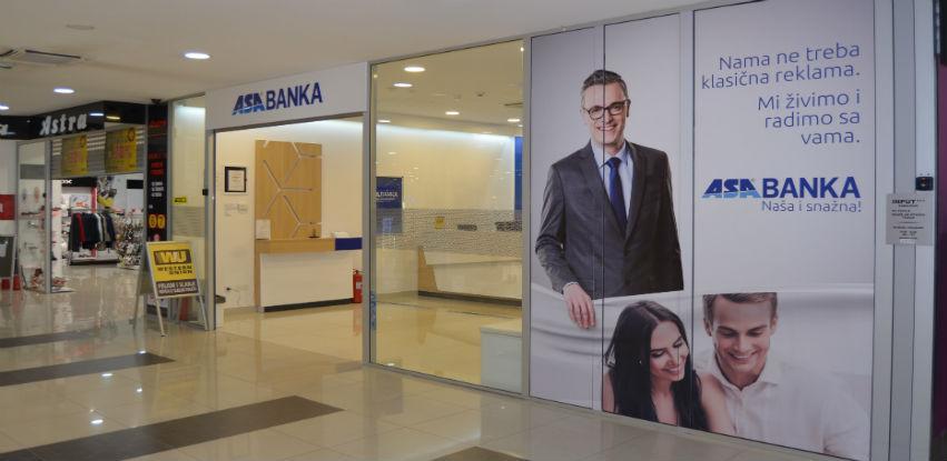 ASA Banka otvorila rebrendiranu poslovnicu u Tuzli