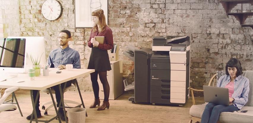 Pretvorite svoje radno okruženje u digitalno povezan radni prostor