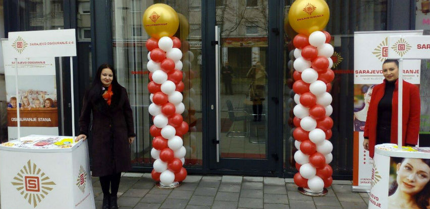 Otvorena nova poslovnica Sarajevo osiguranja u Tuzli