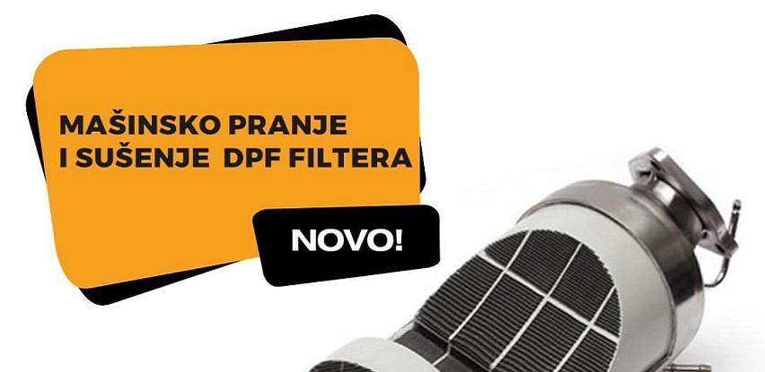 Najprofesionalniji servis u BiH za DPF Filtere 100%