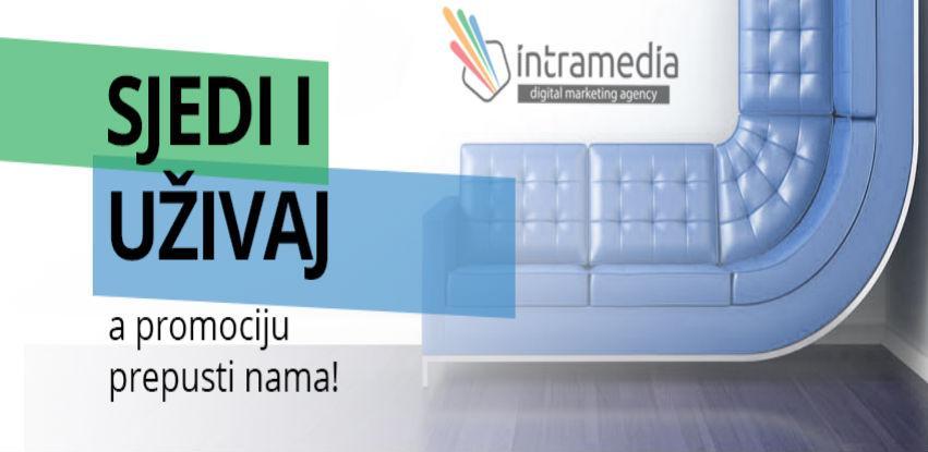 Sjedite i uživajte a promociju prepustite Intramedia agenciji