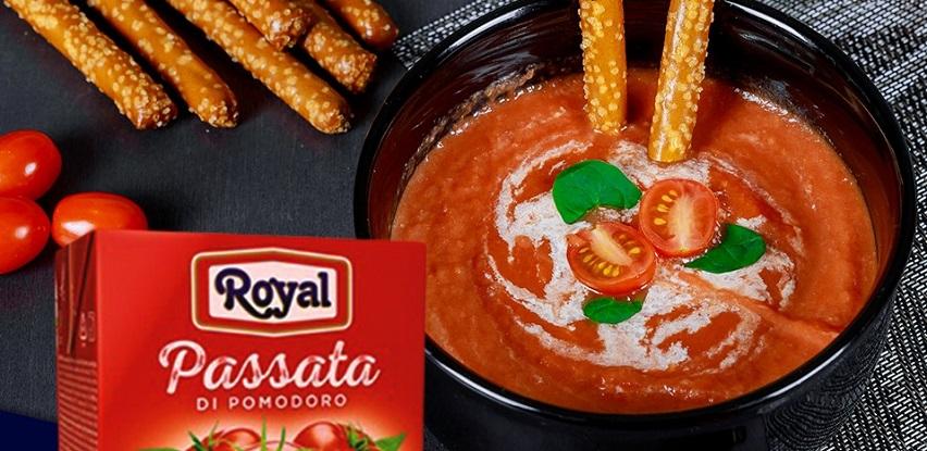 Jednostavna juha od paradajza gotova za 10 minuta!