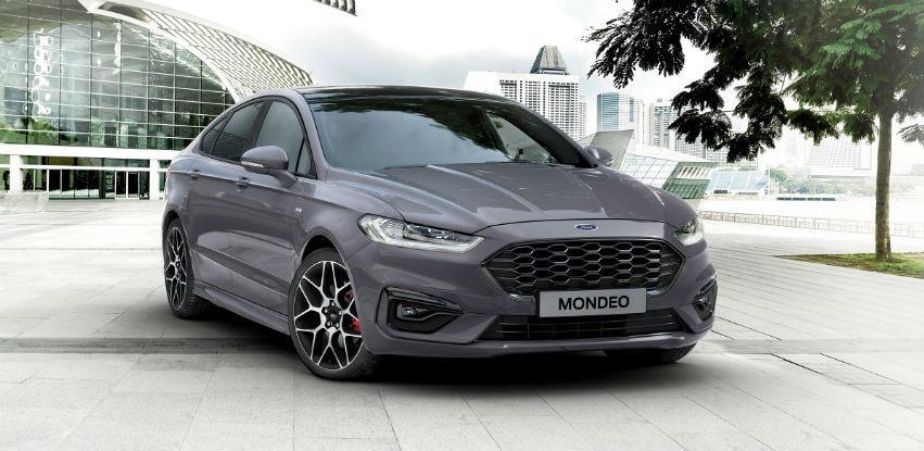 Ford Mondeo automobil koji će pružiti novi nivo doživljaja vožnje