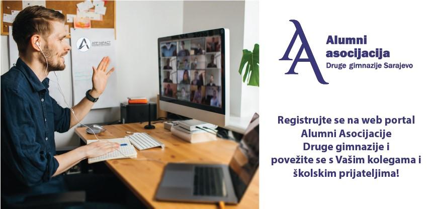 Jačanje alumni mreže kroz izradu web portala u App Impact kompaniji