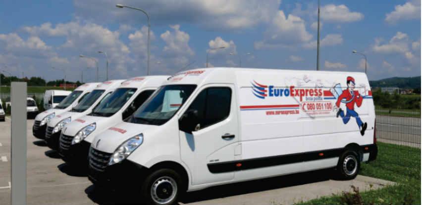EuroExpress dnevnagradska dostava