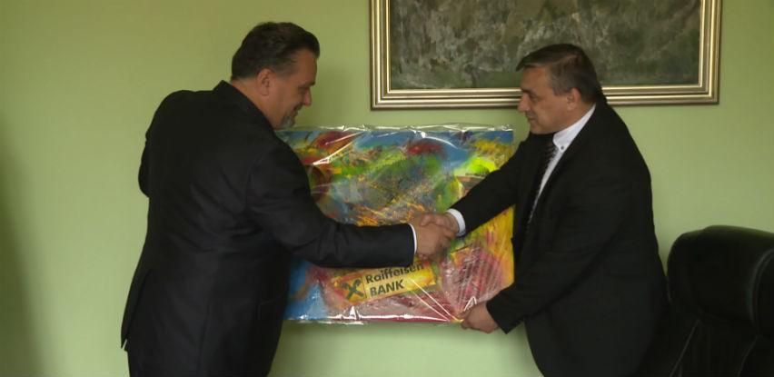 Raiffeisen banka donacijama obilježila ramazanski Bajram