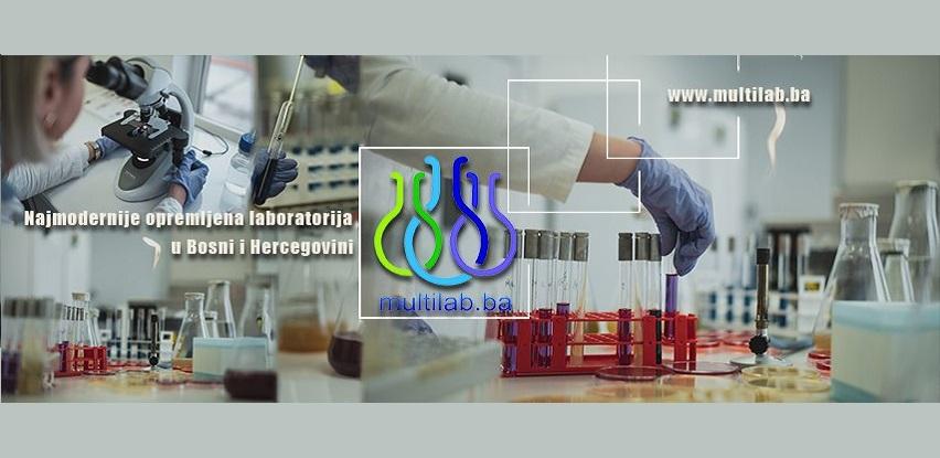 MULTI LAB – najmodernije opremljena laboratorija u BiH
