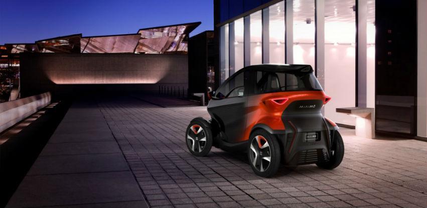 SEAT Minimó koncept za revolucionarnu mobilnost