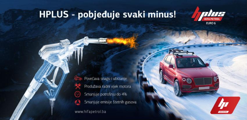 Nova H Plus Euro 6 premium goriva