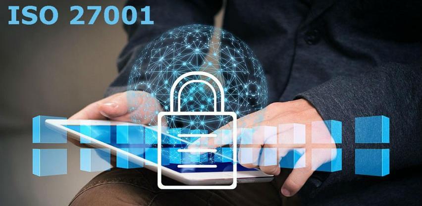 Korištenje standarda ISO 27001 Sistema menadžmenta sigurnosti informacija