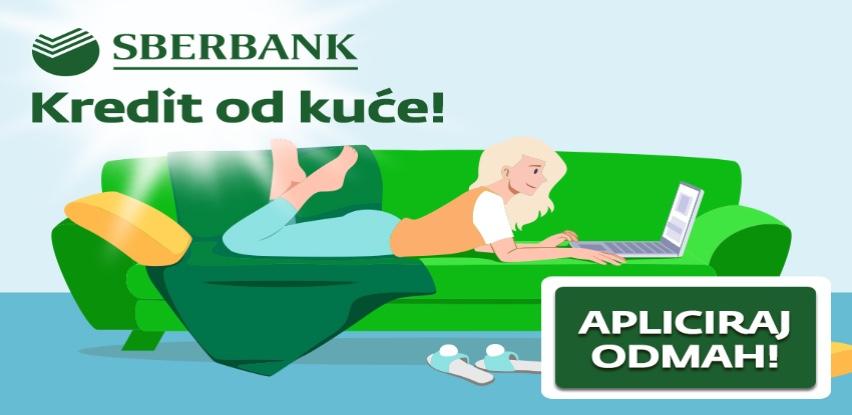 Sberbank BH: Akcija kredita gotovinskog kredita